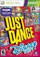 Just dance [Xbox 360]. Disney party