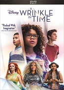 A wrinkle in time (2018) [DVD]