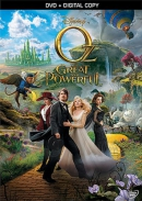 Oz the great and powerful [DVD]