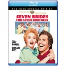 Seven brides for seven brothers [Blu-ray]