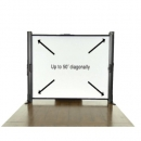 Tabletop projection screen [learning tool]