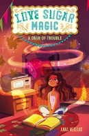 A dash of trouble [CD book]