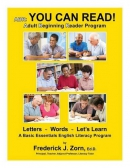 ABR : you can read! : Adult Beginning Reader program