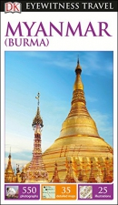 DK Eyewitness Travel Guide Myanmar