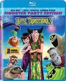 Hotel Transylvania 3 [Blu-ray]