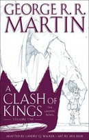 A clash of kings : the graphic novel. Book 1