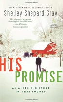 His Promise [CD Book] : An Amish Christmas In Hart County