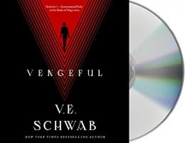 Vengeful [CD Book]