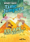 Escape from Egypt: A Branches Book