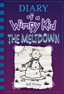 Diary Of A Wimpy Kid [CD Book] : The Meltdown