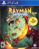 Rayman legends [PS4].