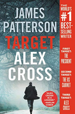 Target Alex Cross [CD Book]