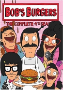 Bob's Burgers: The Complete 4th Season