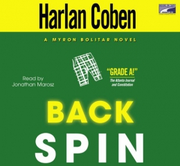 Back Spin [CD Book]