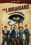 The librarians [DVD]. Season 3