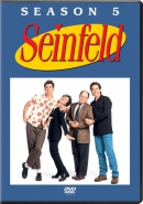 Seinfeld [DVD]. Season 5