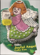 Angel cake pan [mold]