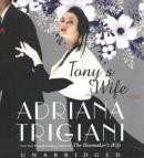Tony's wife [CD book]