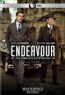 Endeavour [DVD]. Season 5