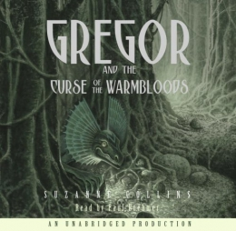 Gregor And The Curse Of The Warmbloods [CD Book]