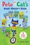 Pete the cat's giant groovy book