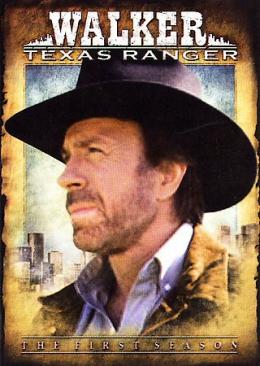 Walker, Texas Ranger [DVD]. Season 1