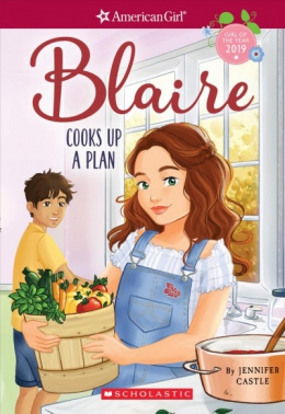 Blaire Cooks Up A Plan