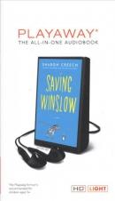 Saving Winslow [Playaway]