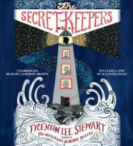 The Secret Keepers [Playaway]