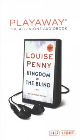 Kingdom Of The Blind [Playaway] : A Novel