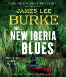 The New Iberia blues [CD book]