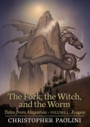 The fork, the witch, and the worm [CD book]