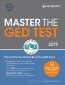 Peterson's master the GED test 2019.