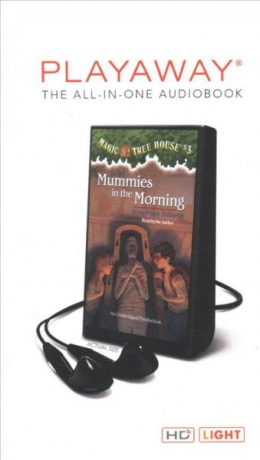 Mummies In The Morning [Playaway]