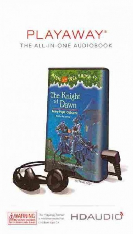 The Knight At Dawn [Playaway]