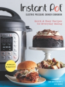 Instant Pot® Electric Pressure Cooker Cookbook