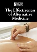 The effectiveness of alternative medicine