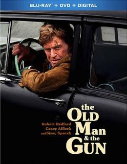 The Old Man & The Gun [Blu-ray]