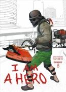 I am a hero. Book 8