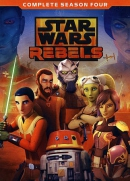 Star Wars rebels [DVD]. Season 4