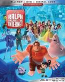 Wreck-it-Ralph [Blu-ray]. 2, Ralph breaks the Internet