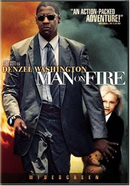 Man On Fire [DVD]