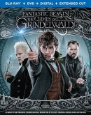 Fantastic beasts [Blu-ray]. The crimes of Grindelwald