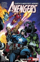 The Avengers. Book 2, World tour