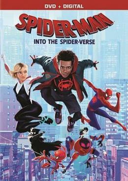Spider-Man, Into The Spider-Verse [DVD]
