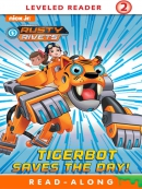 Tigerbot saves the day! [eBook]
