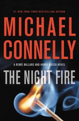 The Night Fire [large Print]