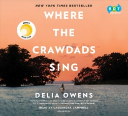 Where The Crawdads Sing [CD Book]