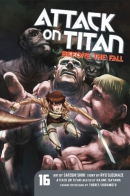 Attack on Titan. Before the fall. Book 16