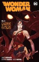 Wonder Woman. Book 8, Dark gods